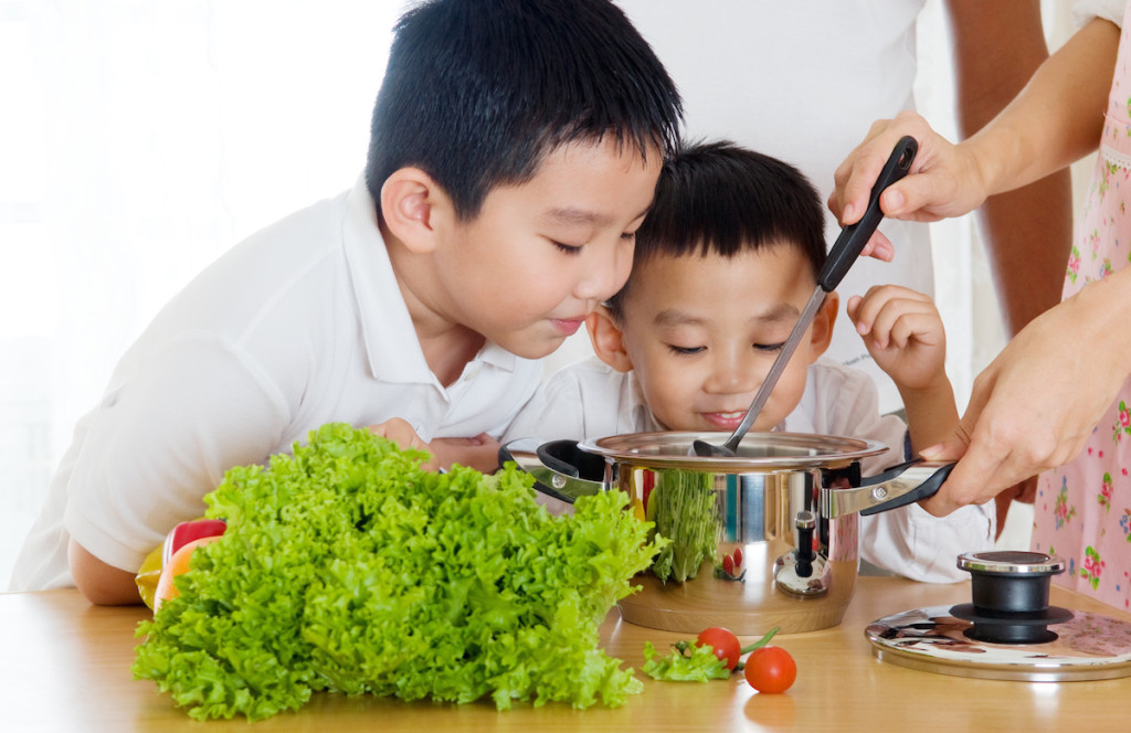 What Do You Do with Kids in the Kitchen? - Aviva Goldfarb