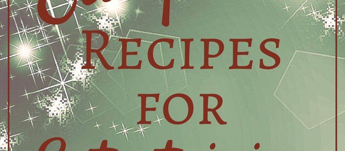 Easy Recipes for Entertaining - Aviva Goldfarb