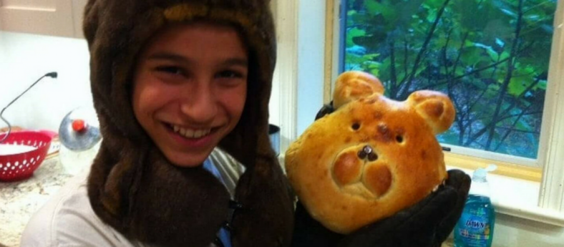 solomon and bread bear